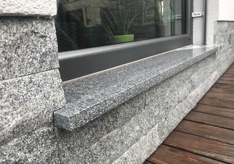 Kamnoseštvo Granitko Najcenejše okenske police