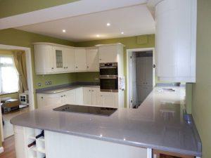 Kamnoseštvo Granitko kuhinjski in kopalniški pulti