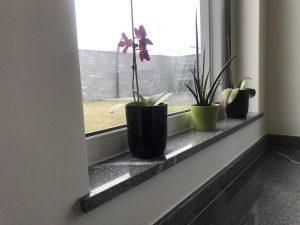 Kamnoseštvo Granitko okenske police
