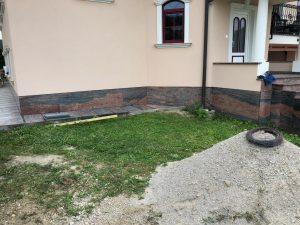 Kamnoseštvo Granitko stenske in fasadne obloge