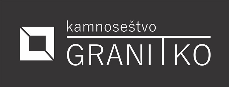 Logo kamnoseštvo Granitko mobile