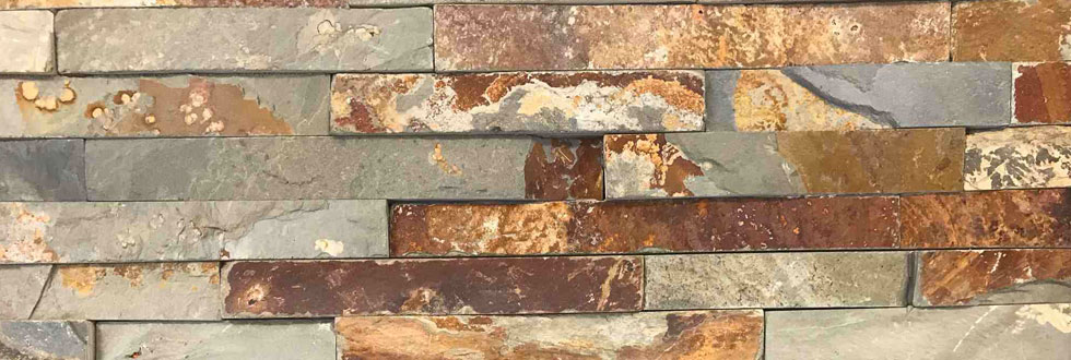 Rusika Deorativni kamen Multicolor Dark - Kamnoseštvo Granitko d.o.o.