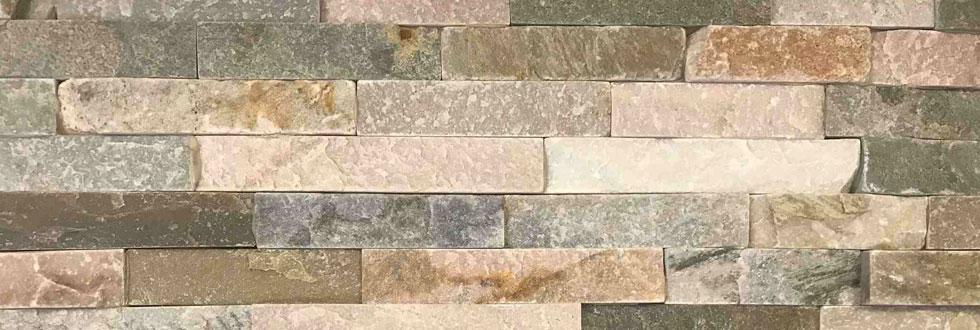 Rusika Deorativni kamen Multicolor Light - Kamnoseštvo Granitko d.o.o.